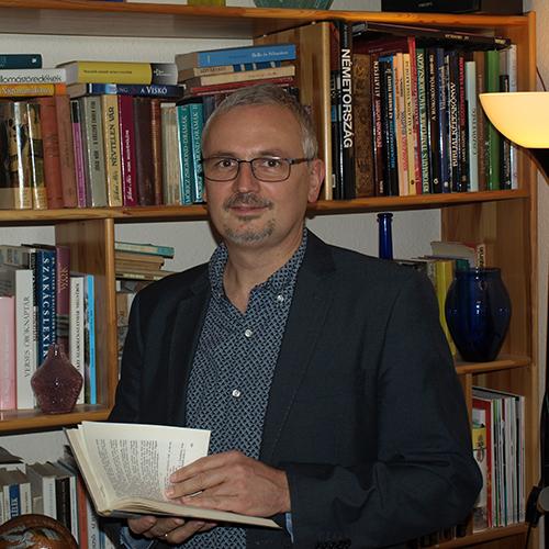 Dr. Frivaldszky János - egyetemi tanár