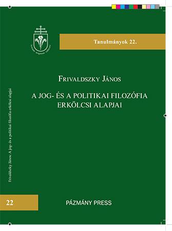 A jog- és a politikai filozófia erkölcsi alapjai